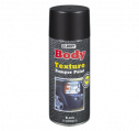 HB BODY bumper texture čierny spray 400ml
